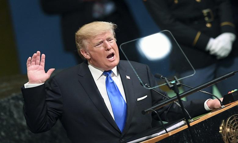 En pleine campagne électorale, Trump est testé positif au Covid-19
