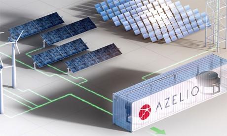 Jet Energy et Azelio partenaires dans un projet de 45MW au Maroc et en Afrique francophone