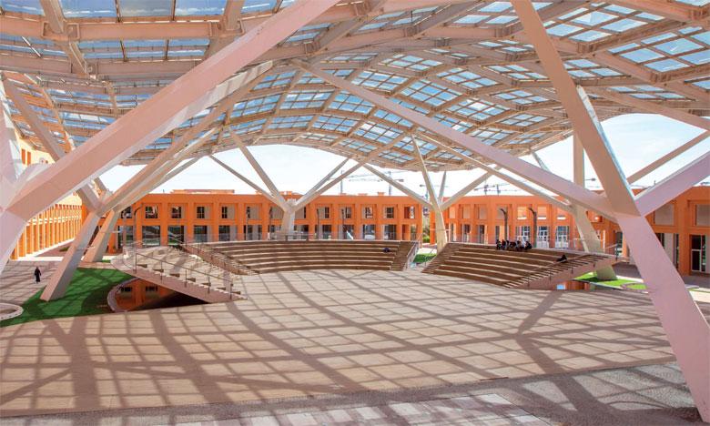 La création de cet institut permettra à l'UM6P de se positionner comme un acteur de premier plan dans la promotion et le développement de la qualité des systèmes éducatifs du Maroc et des autres pays d'Afrique. Ph : DR