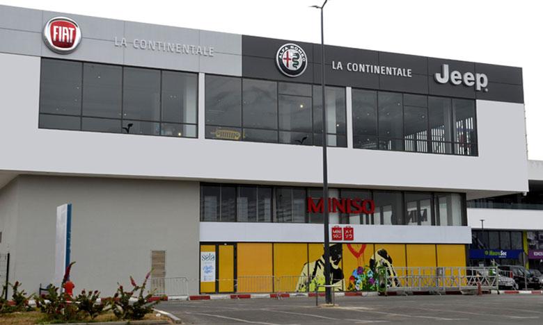 La Continentale ouvre ses portes  à Dar Bouazza