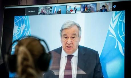 """Le SG de l'ONU met à nu l'usurpation de statut par le """"polisario"""" devant le Conseil de Sécurité"""