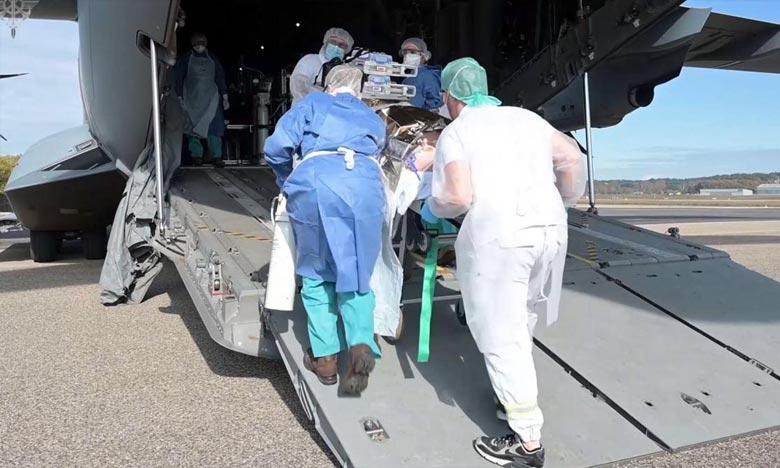 Coronavirus :  L'UE se mobilise pour le transfert des patients entre pays