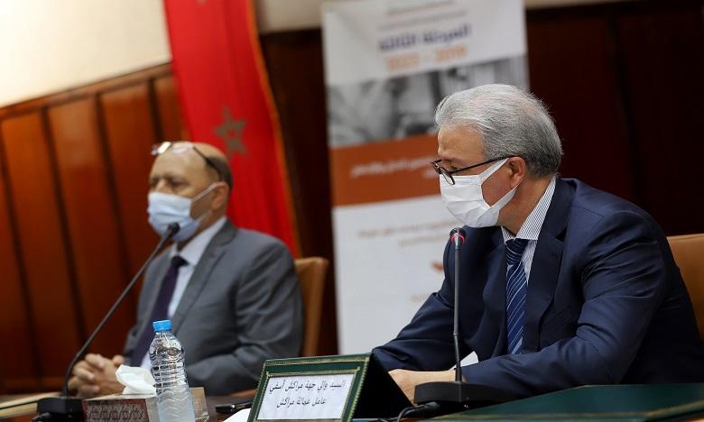 Les conventions de partenariat signées à Marrakech s'inscrivent dans le cadre du programme d'amélioration du revenu et d'inclusion économique des jeunes. Ph: DR.
