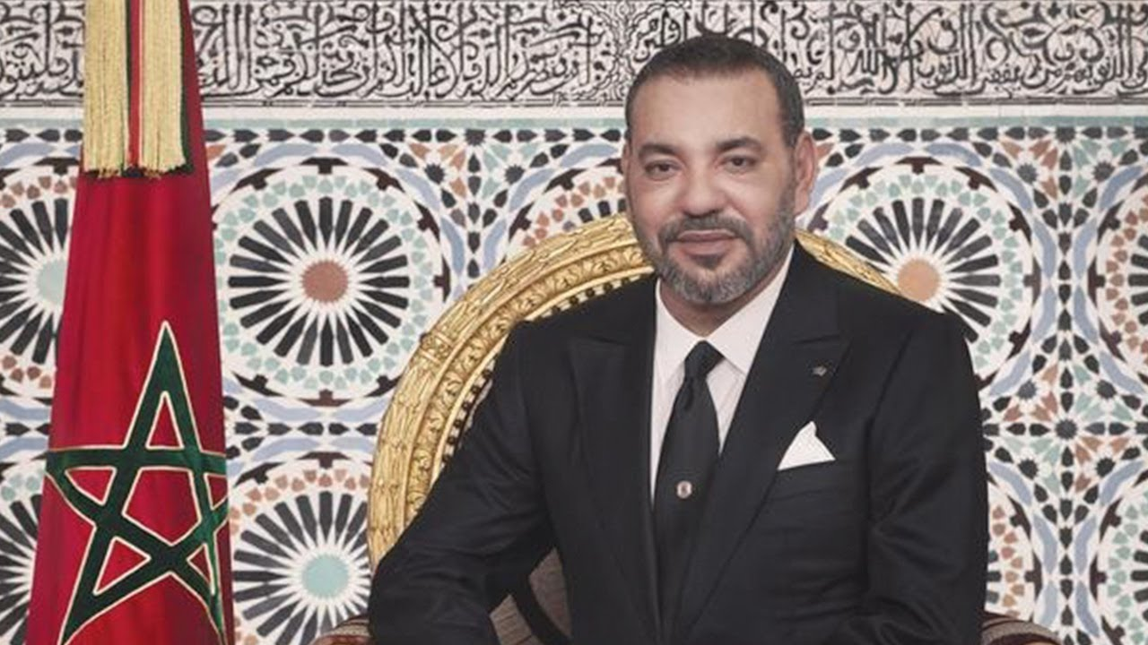 Message de condoléances de S.M. le Roi à la famille de feu Ahmed Dghrni