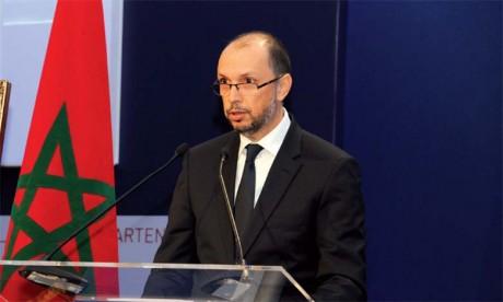 Mohcine Jazouli met en avant devant le Conseil exécutif de l'UA les Orientations de S.M. le Roi pour un élan de solidarité en Afrique