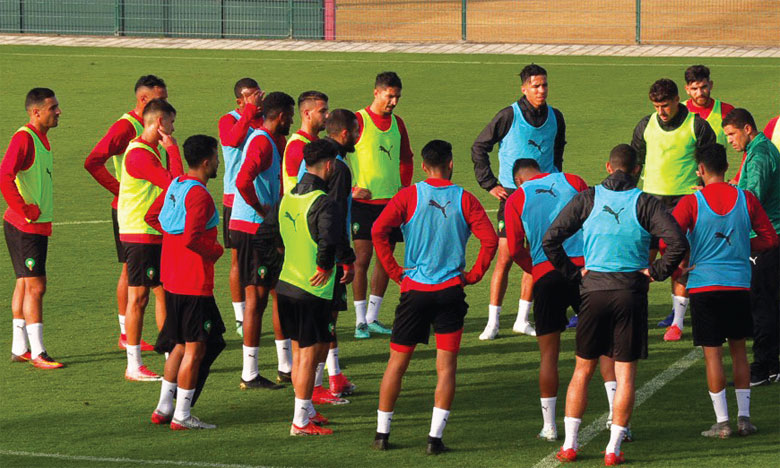 CHAN : Le Maroc affrontera en amical le Cameroun et la RD Congo en novembre