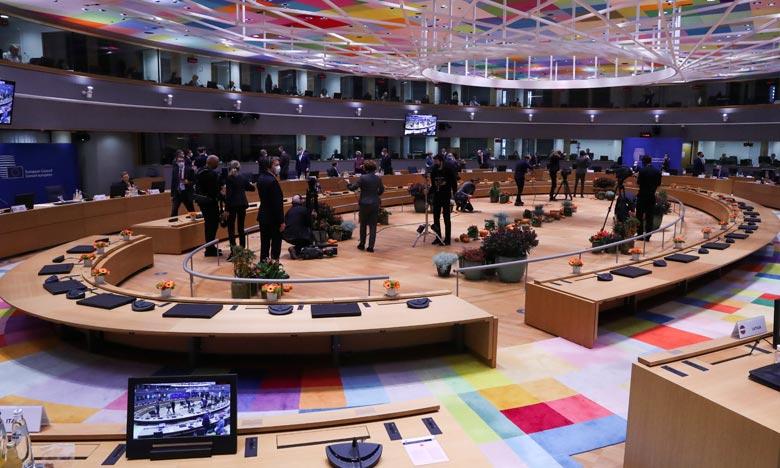 Les Vingt-Sept reviendront sur le sujet lors de leur sommet de décembre en vue de s'entendre sur un nouvel objectif de réduction de gaz à effet de serre pour 2030. Ph : AFP