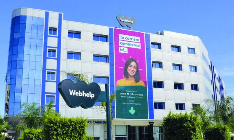 2.000 recrutements cette année pour Webhelp malgré la crise