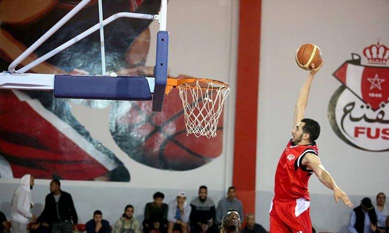 Le KACM, section basket-ball ambitionne de monter en DEX-H durant la saison sportive prochaine et rendre au basket-ball marrakchi son éclat d'antan. Ph : DR