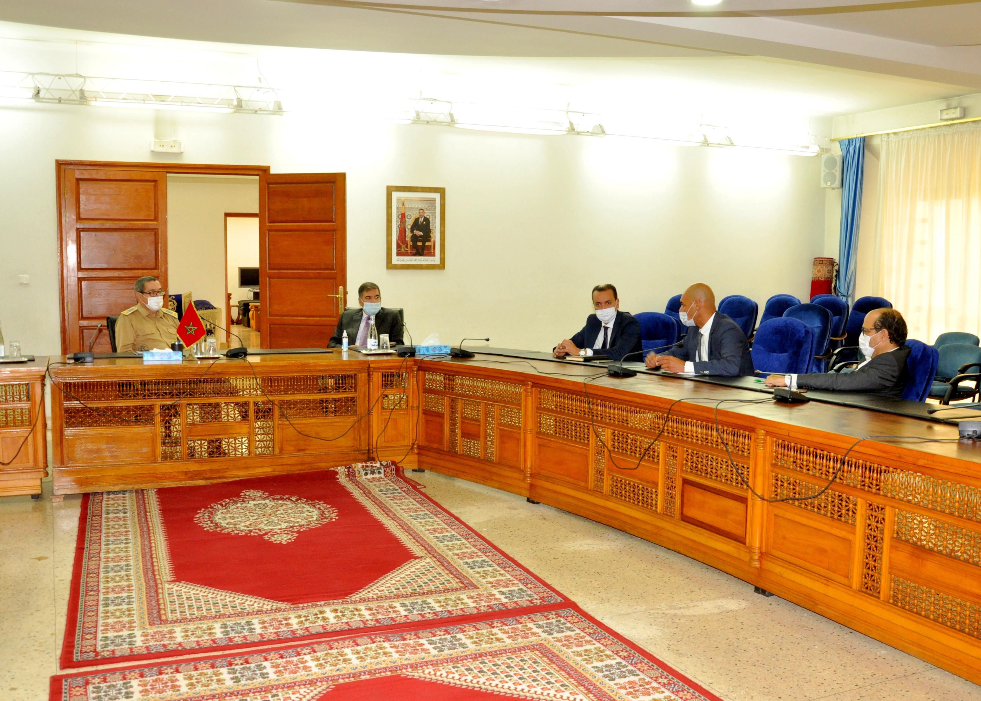 La Région Souss Massa mobilisée pour dynamiser l'entrepreneuriat touristique