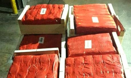 Tanger : Mise en échec d'une opération de trafic international de drogue