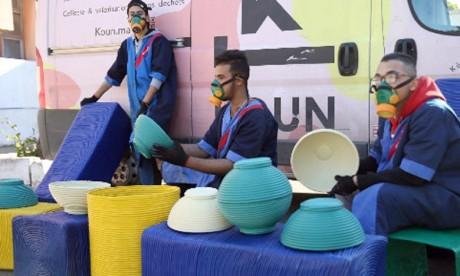 Dakhla-Oued Eddahab  à sa plateforme dédiée à l'inclusion économique des jeunes
