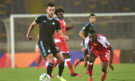 Le Pyramids FC rejoint la Renaissance  de Berkane en finale