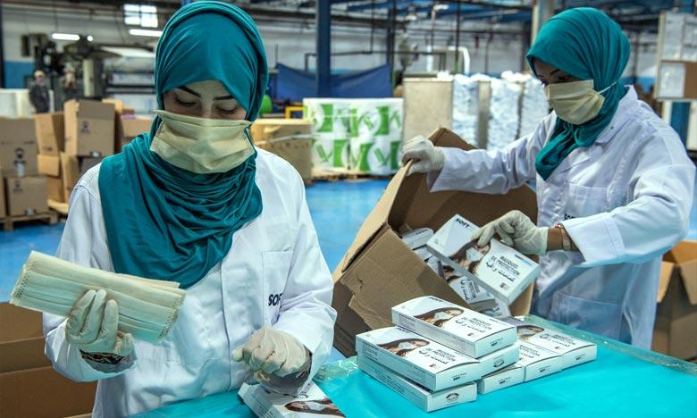 L'Agence nationale pour la promotion de la PME (ANPME) œuvre quotidiennement avec ces entreprises pour trouver des solutions permettant de réaliser les résultats escomptés. Ph : DR