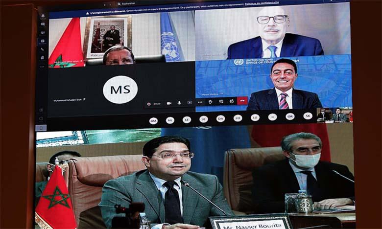 Accord de siège : Le Maroc abrite le Bureau Programme pour la lutte contre le terrorisme et la formation en Afrique relevant de l'ONU