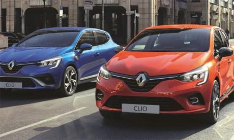Plus moderne et plus athlétique, la nouvelle Clio s'appuie sur l'ADN qui a fait son succès depuis près de 30 ans.