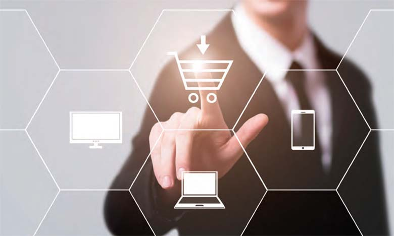 e-commerce, l'incroyable ascension