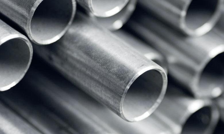 La filière de l'acier est actuellement le plus gros consommateur industriel de charbon, qui fournit environ 75% de sa demande d'énergie. Ph. DR