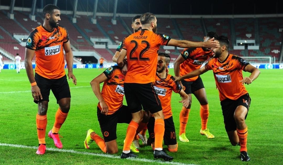 La Renaissance de Berkane en finale de la Coupe de la CAF pour la deuxième fois consécutive