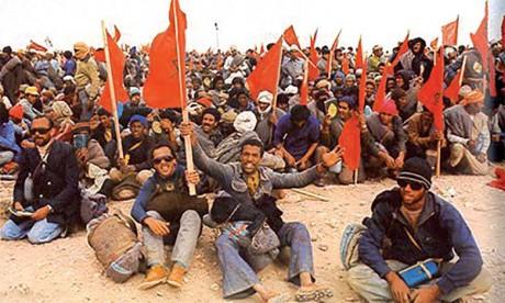 Un moment fondateur de l'Histoire du Maroc et une étape épique dans le parachèvement de l'unité territoriale