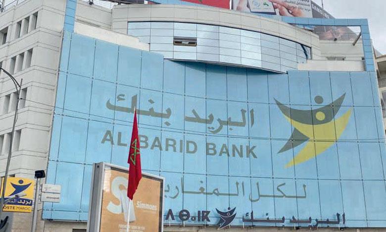 La banque revendique plus de 7 millions de clients, dont 1,4 million équipés de Barid Bank Mobile et 3,8 millions de cartes bancaires.