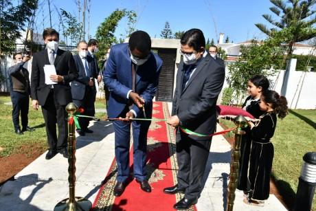 Inauguration de l'Ambassade de Zambie à Rabat