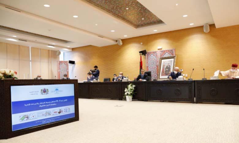 Le Chef de gouvernement met l'accent  sur la nécessité d'œuvrer pour la simplification  du recours du citoyen à l'administration