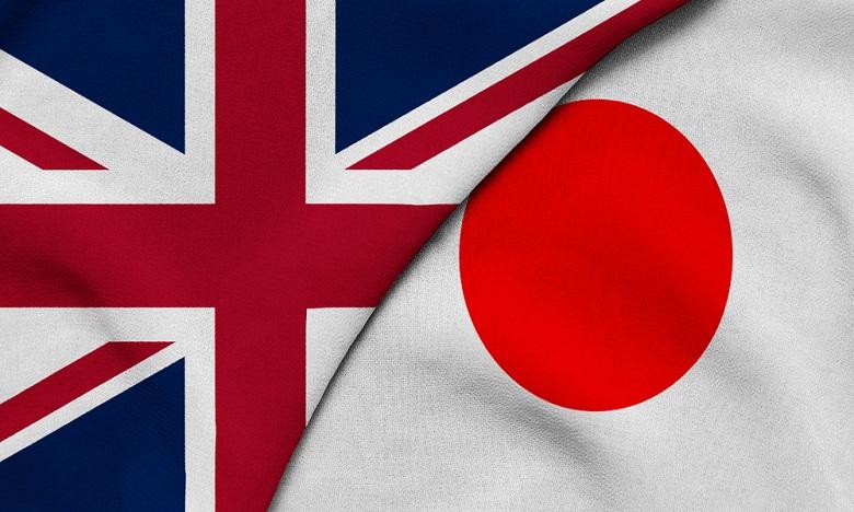 Londres signe avec Tokyo son premier accord commercial majeur post-Brexit