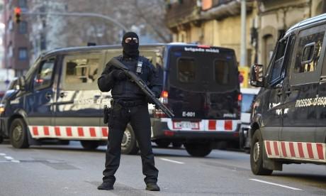 Espagne: Démantèlement d'une cellule terroriste avec la collaboration du Maroc
