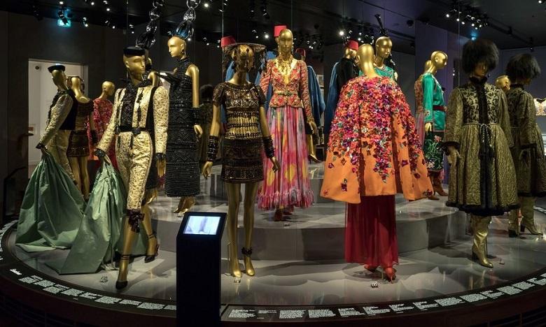 Marrakech: Le musée Yves Saint Laurent de nouveau ouvert au public