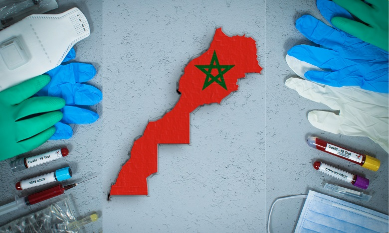 Covid-19/Maroc : 2.721 nouvelles infections dont près de moitié à Casablanca-Settat