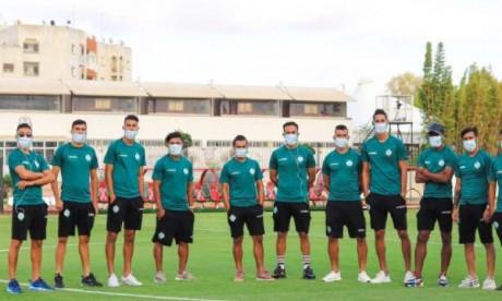 Huit joueurs contaminés, le retour face au Zamalek en péril