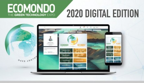 Ecomondo & Key Energy : Création de la digital double green week