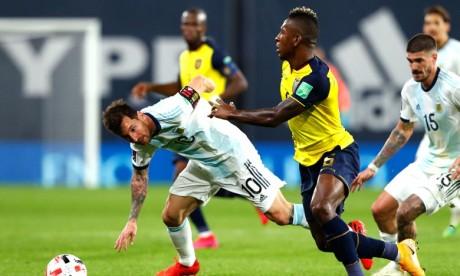 Messi donne la victoire à l'Argentine face à l'Equateur