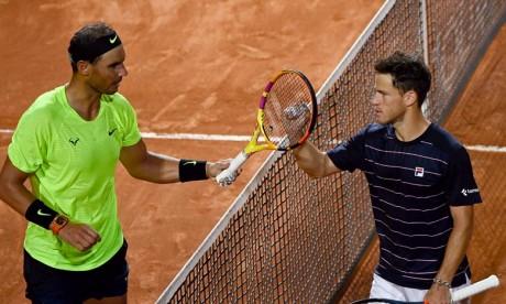 Roland-Garros: Nadal-Schwartzman en ouverture