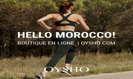 Oysho lance bientôt sa boutique en ligne au Maroc