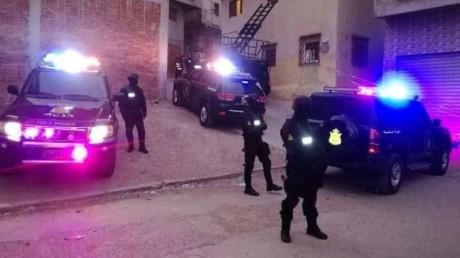 """BCIJ : Démantèlement d'une cellule terroriste affiliée à l'organisation """"Daech"""" active à Tanger"""