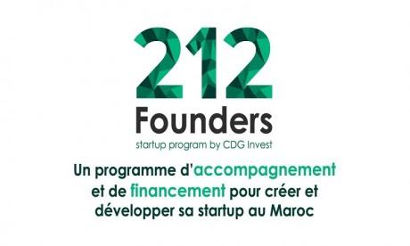 Le programme 212 Founders dévoile un guide de bonnes pratiques pour les entrepreneurs