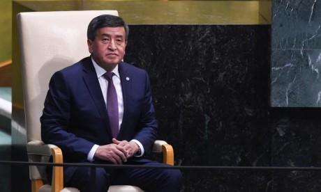 Crise au Kirghizstan : Le président se déclare «prêt à démissionner»