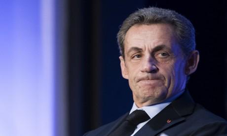 """Financement libyen: l'ex président français Nicolas Sarkozy inculpé pour """"association de malfaiteurs"""""""