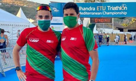 Badr Siwan et Mehdi Essadiq dans le top 30