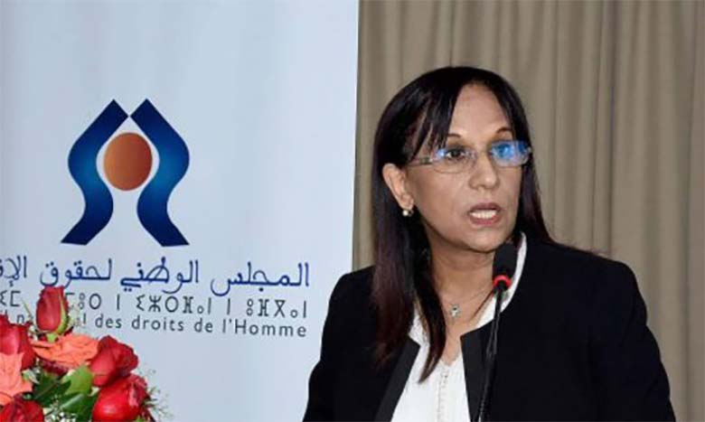La présidente du CNDH met l'accent sur l'importance des rôles des commissions régionales