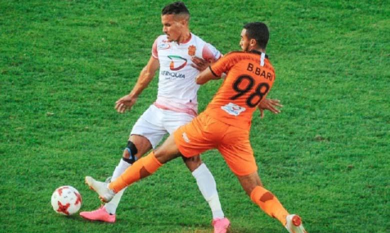 Avec le duel du Hassania d'Agadir et la RS Berkane en demi-finale, le Maroc est assuré d'avoir une équipe en finale.