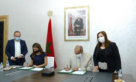La Cité de l'Innovation de l'Université Hassan Premier de Settat et Maroc Numeric Cluster s'allient