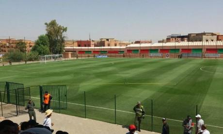 Infrastructures sportives : 6,6 millions de dirhams investis à Benguérir