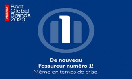 Allianz nommée marque d'assurance n°1 au monde