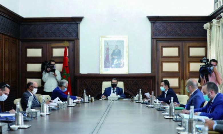 La commission interministérielle de pilotage de la réforme des CRI tient sa première réunion