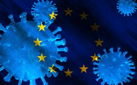 Covid-19 : Plus de la moitié de l'UE classée rouge dans la carte sur les restrictions de voyage