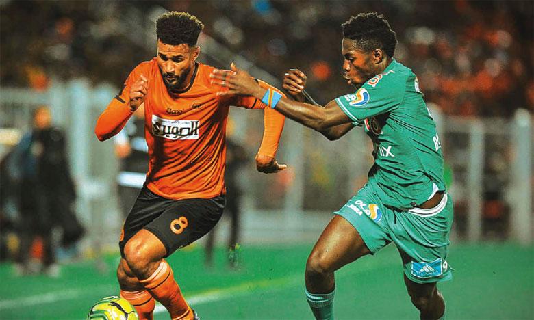 La RSB joue sa dernière carte pour le titre face au Raja,  le Wydad vise le leadership à Agadir