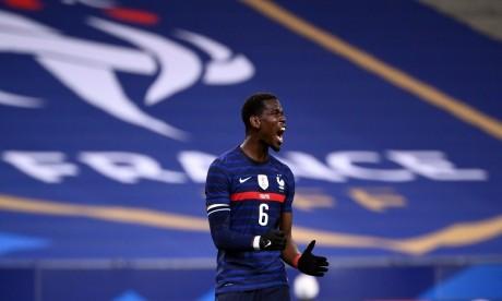 Foot: Paul Pogba dément des rumeurs sur un retrait de l'équipe de France